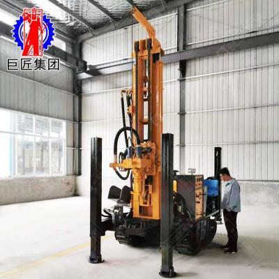 巨匠集团200米民用工程水井设备 气动水井钻机设备
