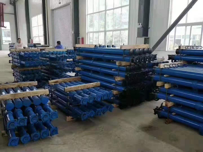 DW20-300/100X单体液压支柱技术参数