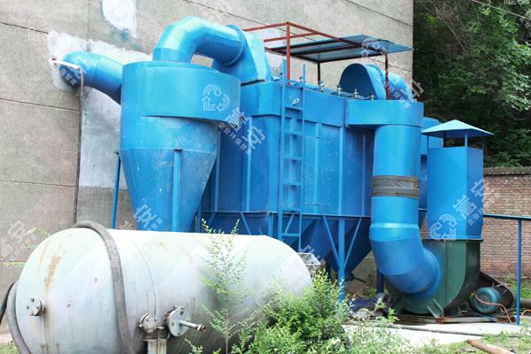 嵩安企业环保管家:复合式脉冲除尘器