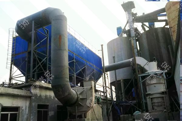 嵩安企业环保管家:分室脉冲滤筒除尘器