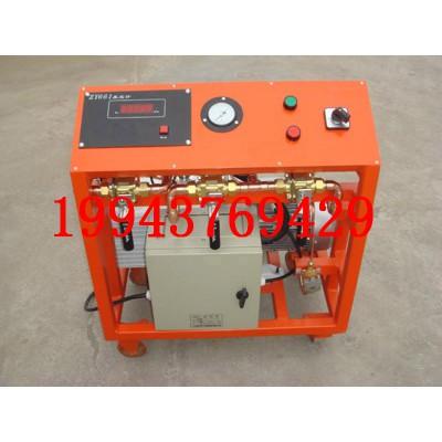 三四级气速率≥45L/sSF6气体抽真空充气装置电力承装资质