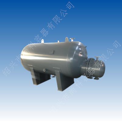 厂家生产HRV-01卧式不锈钢半容积式换热器