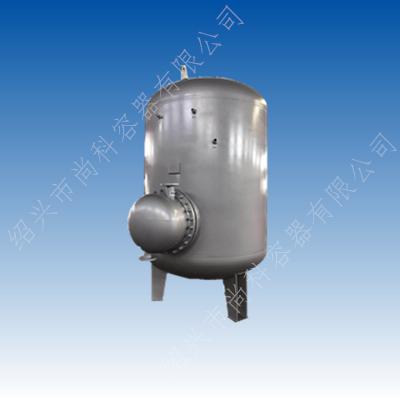 浙江HRV-02-5.0S不锈钢半容积式热交换器