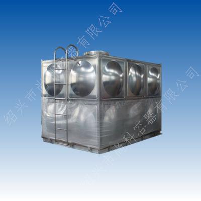 厂家供应不锈钢生活水箱
