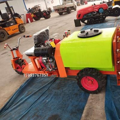 园林风送打药机小型车载喷雾机植被养护专家