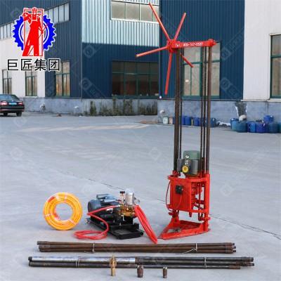 工程勘察取芯钻机 小型轻便取样钻机价格 地质勘探岩心钻机