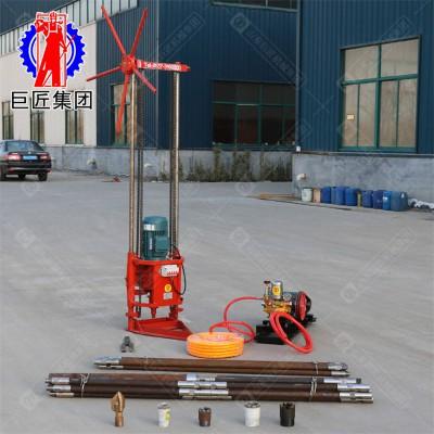 山东钻机厂家 轻便岩心钻机 小型地质勘探设备 取样钻机
