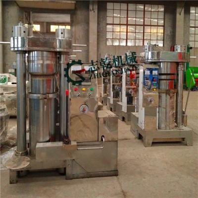 现立式液压香油榨油机 流动式车载芝麻香油机出油快出油率高