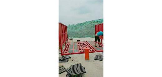 泸州工地工程洗轮机-泸州大型工地全自动洗轮机-坚固耐用