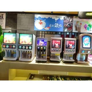 临汾百事可乐机可口可乐机西餐厅