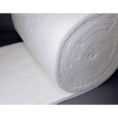 陶瓷纤维棉针刺毯纤维长 金石硅酸铝陶瓷纤维毯