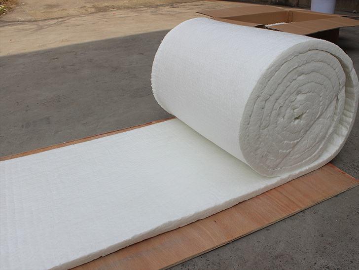 工业窑炉高铝硅酸铝陶瓷纤维毯保温棉热销产品