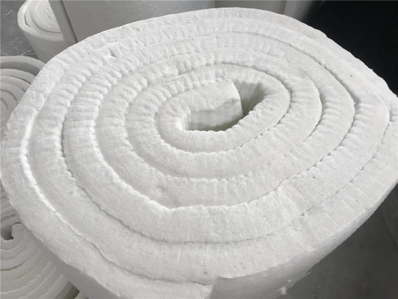 台车炉高铝硅酸铝陶瓷纤维毯保温棉