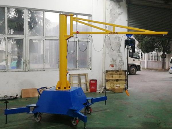 河南新乡悬臂吊厂家专业生产厂家