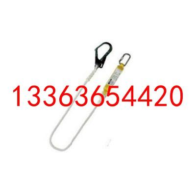绳配有绳长调节器1个抓钩 DL-25定位系绳 速差降落绳