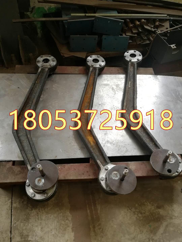 K2往复式给煤机曲柄连杆 往复式给煤机用配件曲柄连杆装置总成