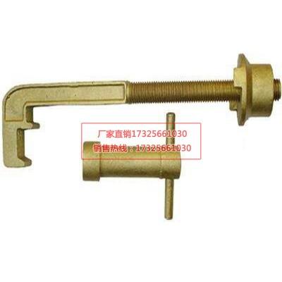 铁路施工用密贴尖轨钩锁器尖轨钩锁器铁路钩锁器斥离型钩锁器