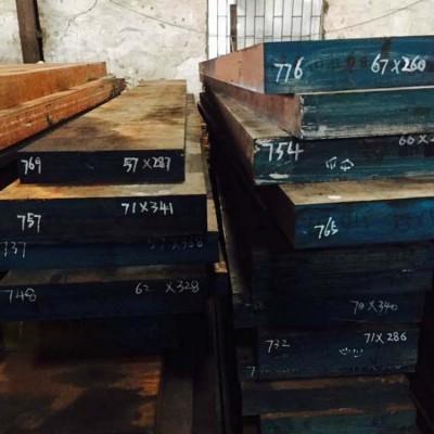 佛山市顺德区厂家泰圆批发电渣H13铜合金锻板热作MJG