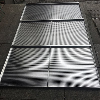 销售1mm厚度网孔板