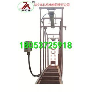 600规矩挡车梯  QZCL-240气动挡车梁结构 斜巷防跑车气动挡车梯