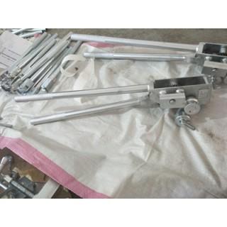 铁路接触线钢绞线弯头机接触网专用煨弯器