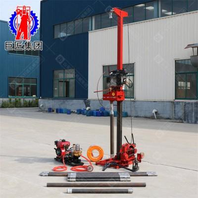30米轻便取芯设备QZ-3柴油钻孔取芯机 地质钻探机图片