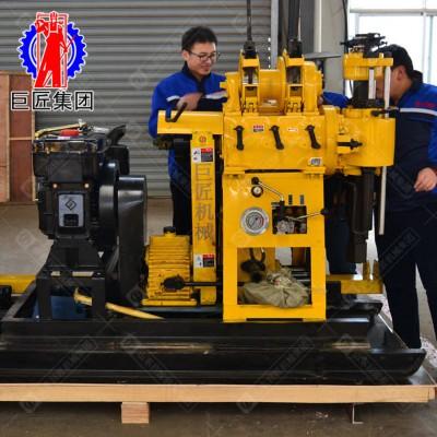 山东矿山液压钻机设备HZ-200米地质勘察设备