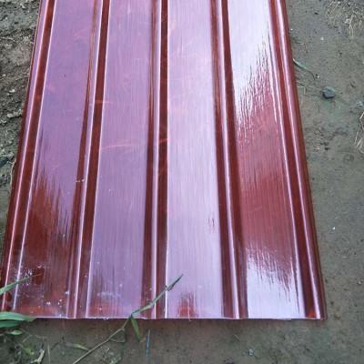 红色 采光板透明瓦生产厂家