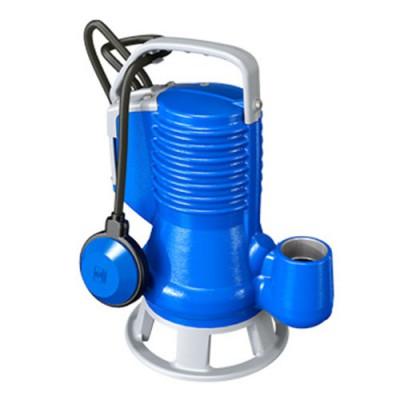 污水泵生活污水处理装置0.74kw泽尼特污水泵潜水电泵