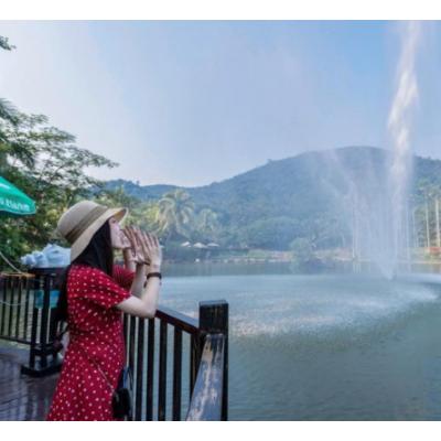 山东三喜网红喊泉 声控喷泉的造价金额
