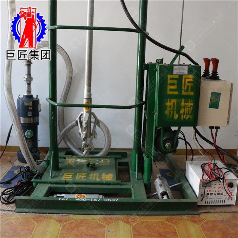供货小型全自动打井机家用轻便式SJD-2C电动打井机