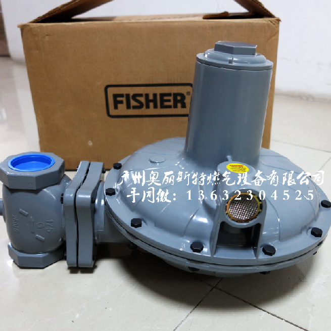 Fisher费希尔CS800IN-7D减压阀CS800系列