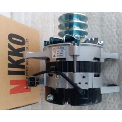 181200-6035五十铃6HK1发电机