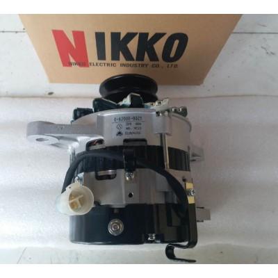 0-62000-0021五十铃泵车发电机