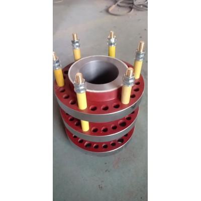 重庆赛力盟YRKK500电机集电环-铜电机滑环-华海厂家