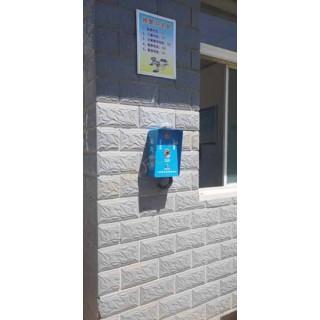 小区一键式报警箱多少钱一台, 平安小区一键报警箱