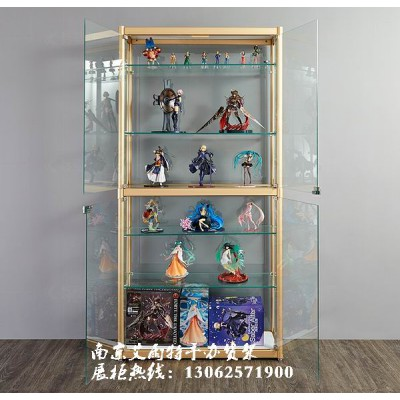 手办模型展柜、玩偶展柜