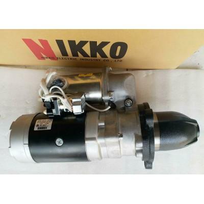 600-813-9911小松SAA12V140D起动机
