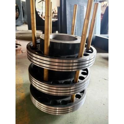 厂家生产佳木斯YZR电机滑环,YR450导电环,电机配件