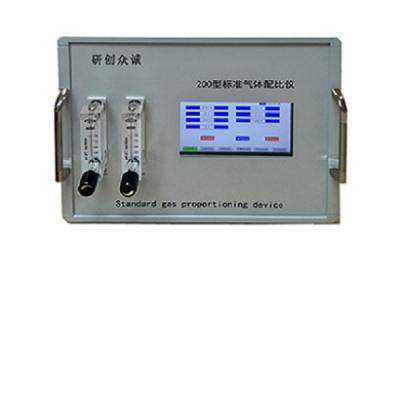 成都温江-ZC200系标准气体配比仪