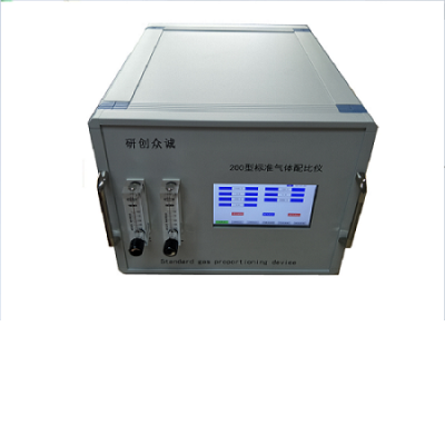成都温江YC-ZC100动态气体校准仪