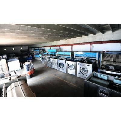 3泰州烫平机二手学校招待所熨平烘干机二手20公斤水洗机