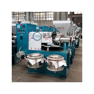 多功能螺旋榨油机 花生菜籽榨油机 商用全自动榨油机