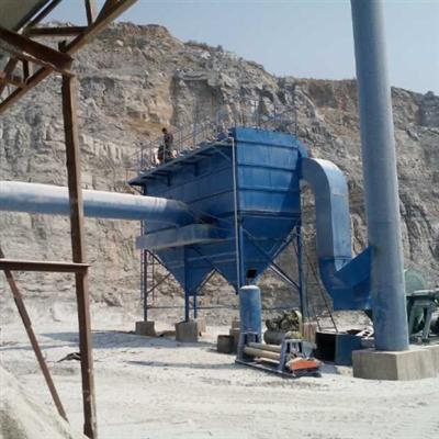 矿山袋式除尘器 除尘效率高