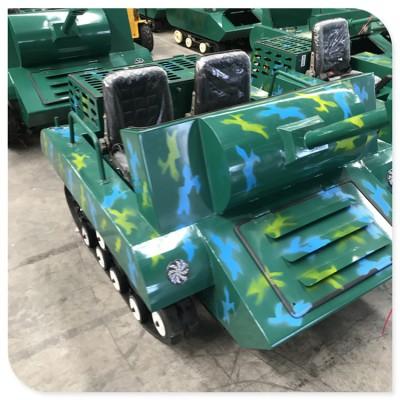 雪地坦克车 嬉雪乐园游乐好项目 全地形越野坦克车