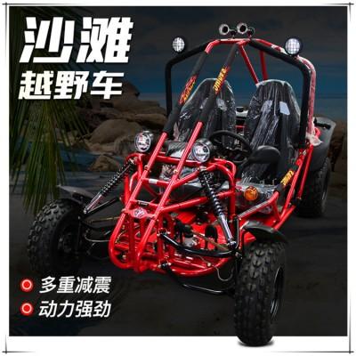 低底盘卡丁车 越野摩托车 乡村旅游发展好项目  悍马卡丁车