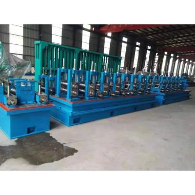 提供加工高频焊管生产线