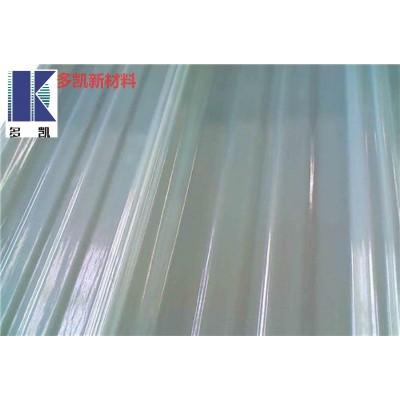 大型采光带透明瓦厂家-河南多凯-厂家直销采光板防腐瓦