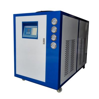 桁架机钢筋网生产线专用冷水机 廊坊桁架焊接工业冷水机