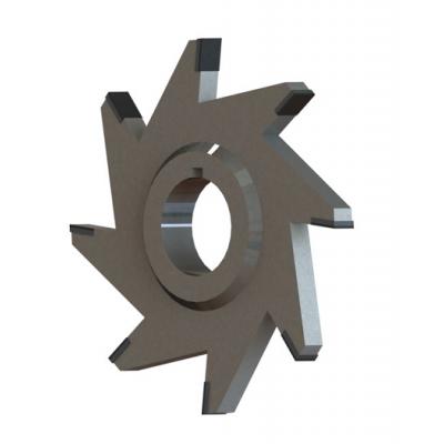 常州生产聚晶金刚石PCD铣刀三面刃 可定制/CNC